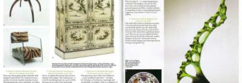 An Article About Lu Chi's Work on V&A Magazine