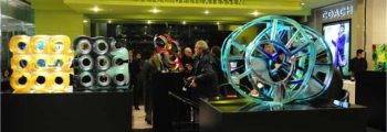 """Glass Metropolis – Lu Chi Solo Exhibition"", Shanghai"