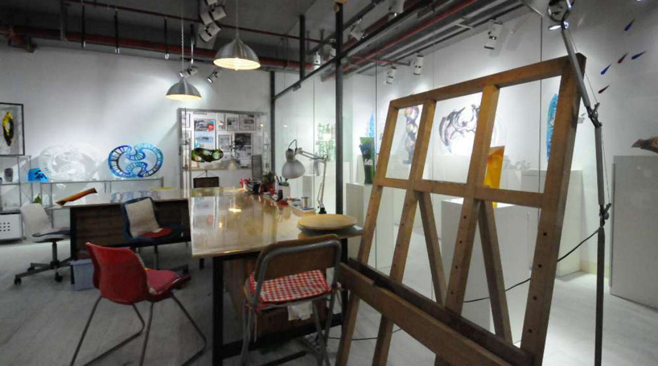 Lu Chi_Master Studio Of Glass Art_Inspiration Room A_1280x713